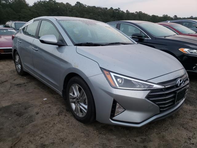 Hyundai Elantra salvage cars for sale: 2020 Hyundai Elantra