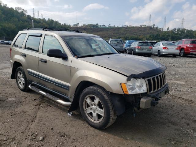 Salvage cars for sale from Copart West Mifflin, PA: 2005 Jeep Grand Cherokee
