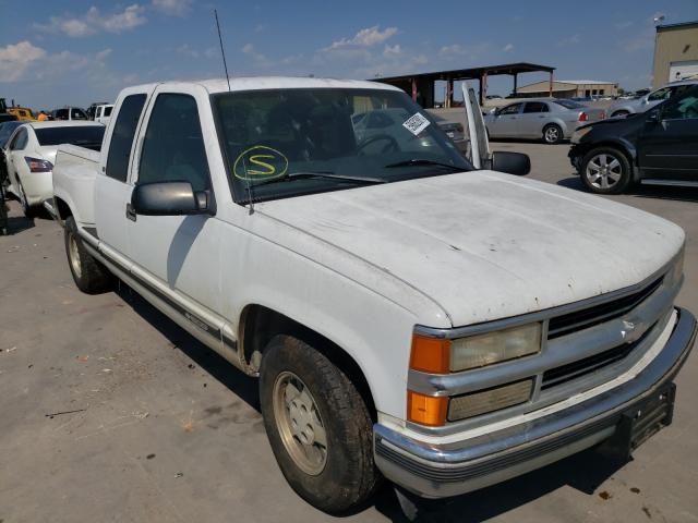 Vehiculos salvage en venta de Copart Wilmer, TX: 1997 Chevrolet GMT-400 C1
