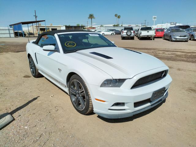 Salvage cars for sale from Copart Phoenix, AZ: 2014 Ford Mustang GT