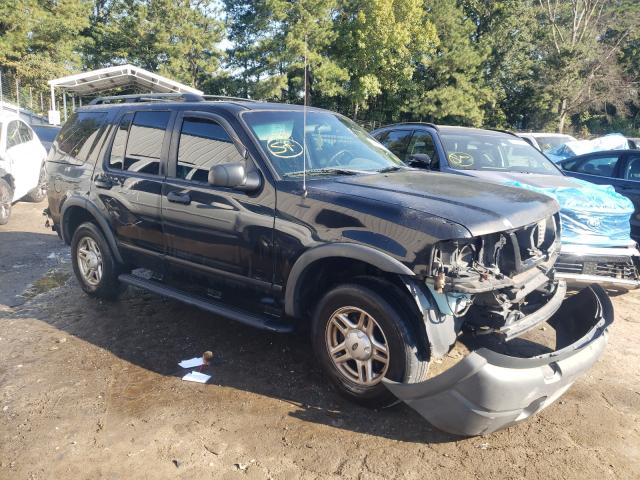 Salvage cars for sale from Copart Austell, GA: 2003 Ford Explorer X