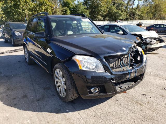 Salvage cars for sale from Copart Ellwood City, PA: 2012 Mercedes-Benz GLK 350 4M