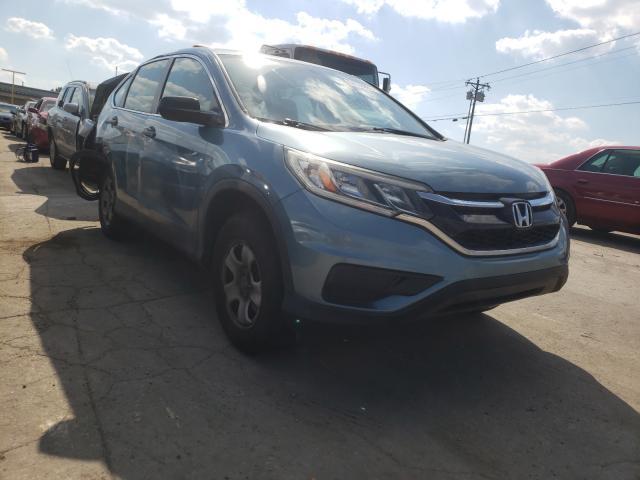 2015 HONDA CR-V LX 2HKRM4H36FH636595