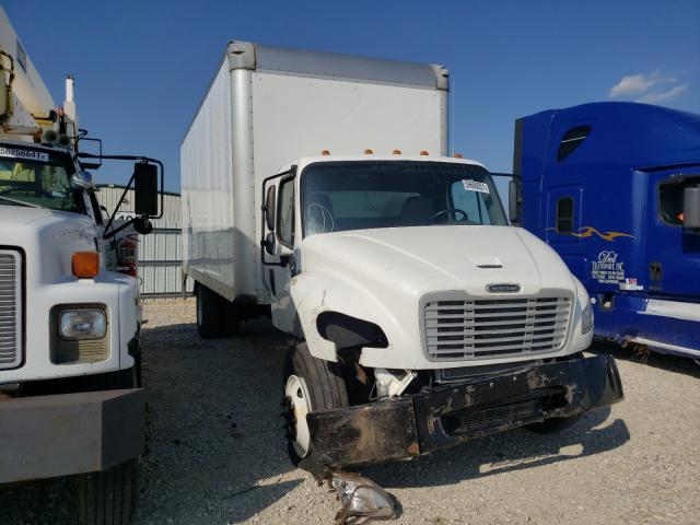 Salvage cars for sale from Copart Haslet, TX: 2019 Freightliner M2 106 MED
