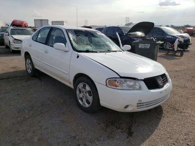 Nissan Vehiculos salvage en venta: 2006 Nissan Sentra