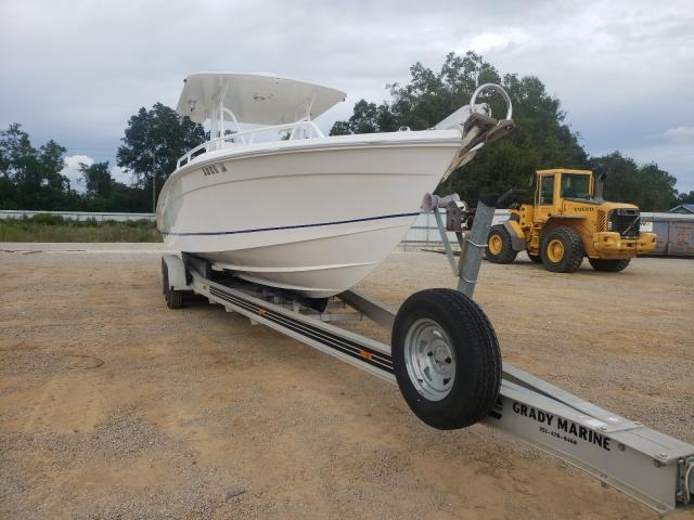 Upcoming salvage boats for sale at auction: 2018 Marl Boat With Trailer