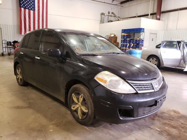 Salvage cars for sale from Copart Lufkin, TX: 2010 Nissan Versa S
