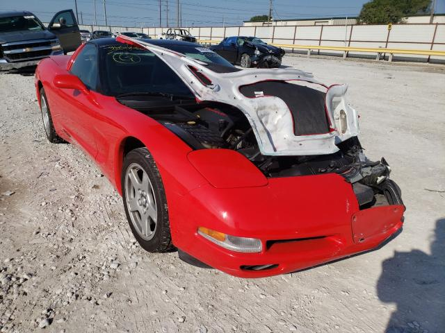 Chevrolet Corvette salvage cars for sale: 1997 Chevrolet Corvette