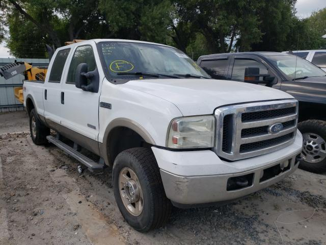 Salvage cars for sale from Copart Corpus Christi, TX: 2007 Ford F250 Super