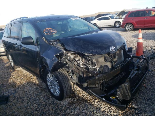 Toyota salvage cars for sale: 2016 Toyota Sienna XLE