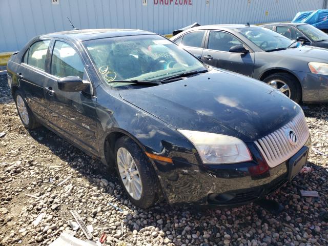 Mercury salvage cars for sale: 2007 Mercury Milan Premium
