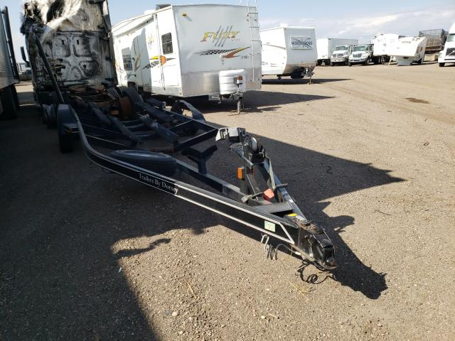 Dorsey Trailers salvage cars for sale: 2008 Dorsey Trailers Trailer