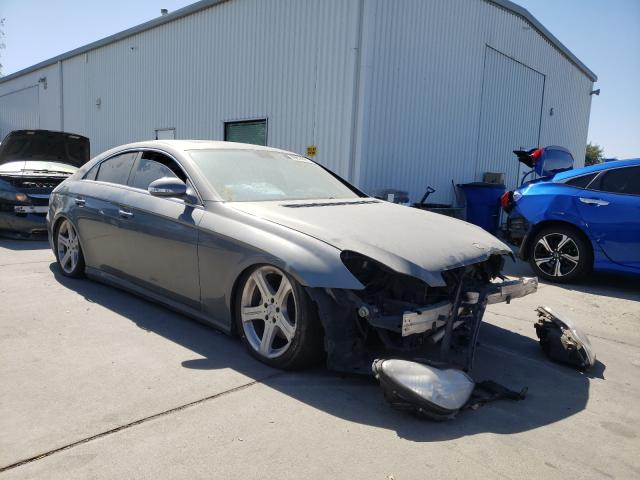 Salvage cars for sale from Copart Sacramento, CA: 2010 Mercedes-Benz CLS 550