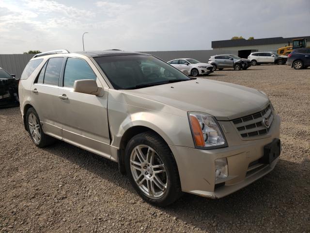 Vehiculos salvage en venta de Copart Bismarck, ND: 2008 Cadillac SRX
