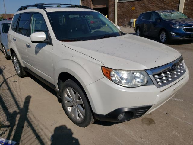 Salvage cars for sale from Copart Wheeling, IL: 2011 Subaru Forester L
