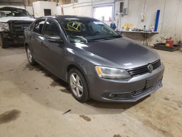 2011 Volkswagen Jetta TDI en venta en Casper, WY