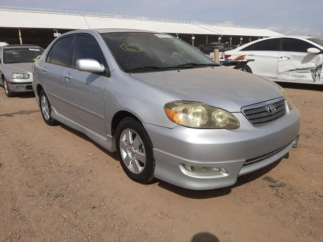Salvage cars for sale from Copart Phoenix, AZ: 2008 Toyota Corolla CE