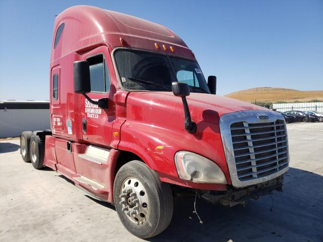 Freightliner salvage cars for sale: 2015 Freightliner Cascadia 1