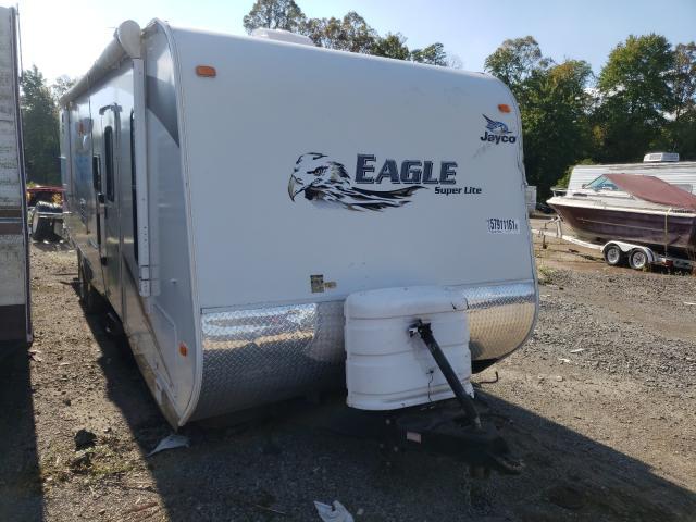 Jayco salvage cars for sale: 2011 Jayco Eagle