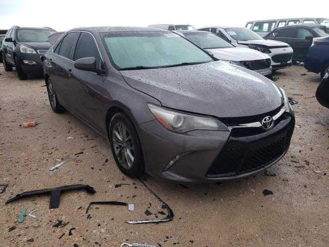 Toyota salvage cars for sale: 2017 Toyota Camry