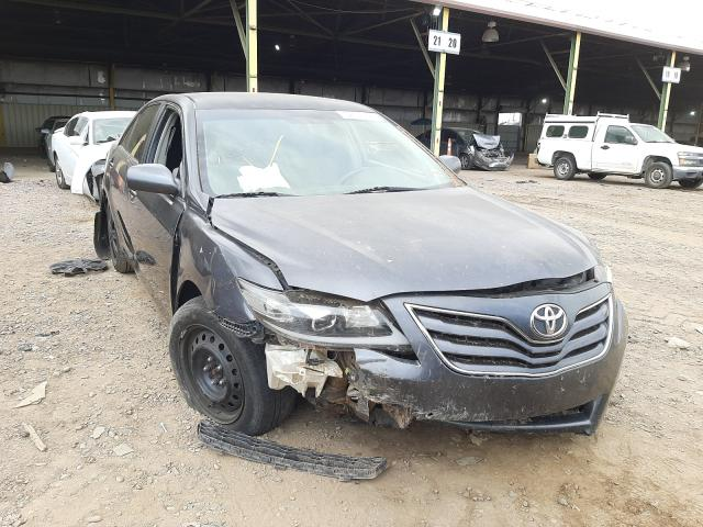 Salvage cars for sale from Copart Phoenix, AZ: 2011 Toyota Camry Base