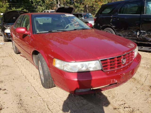Cadillac Vehiculos salvage en venta: 2003 Cadillac Seville SL