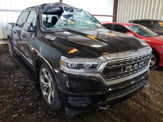 Dodge salvage cars for sale: 2020 Dodge RAM 1500 Limited