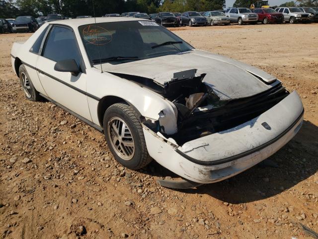 Pontiac Fiero salvage cars for sale: 1988 Pontiac Fiero
