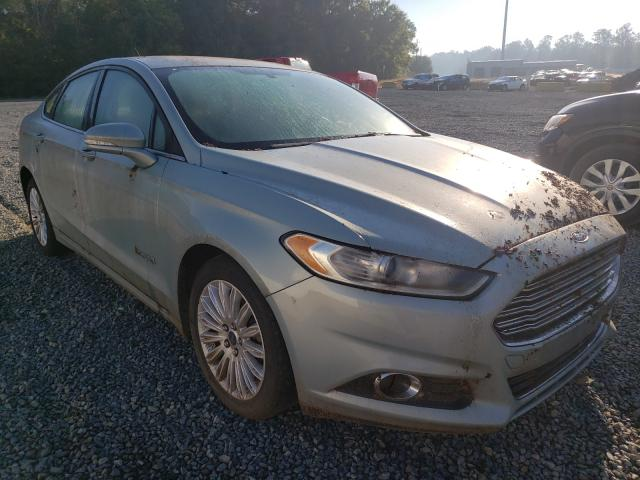 Salvage cars for sale from Copart Concord, NC: 2014 Ford Fusion SE