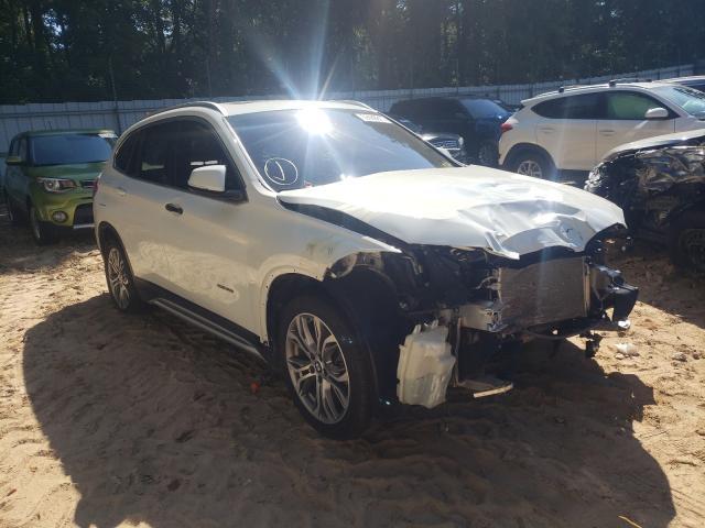 BMW salvage cars for sale: 2016 BMW X1 XDRIVE2