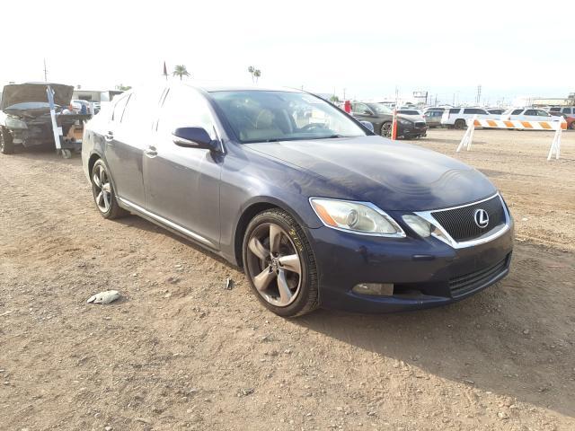 Salvage cars for sale from Copart Phoenix, AZ: 2010 Lexus GS 460