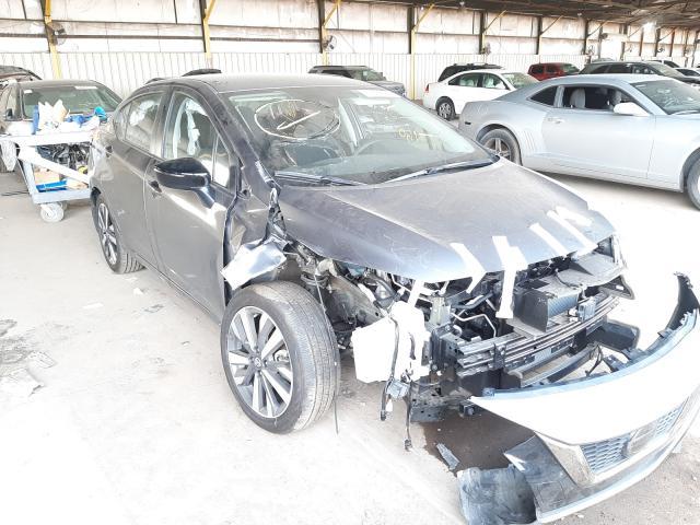 Salvage cars for sale from Copart Phoenix, AZ: 2020 Nissan Versa SR
