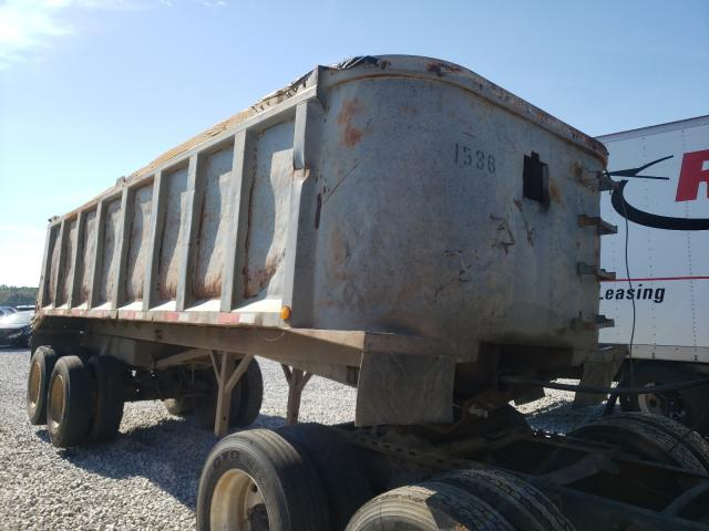 Salvage cars for sale from Copart Memphis, TN: 1998 Other Trailer