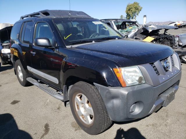 Vehiculos salvage en venta de Copart Martinez, CA: 2005 Nissan Xterra