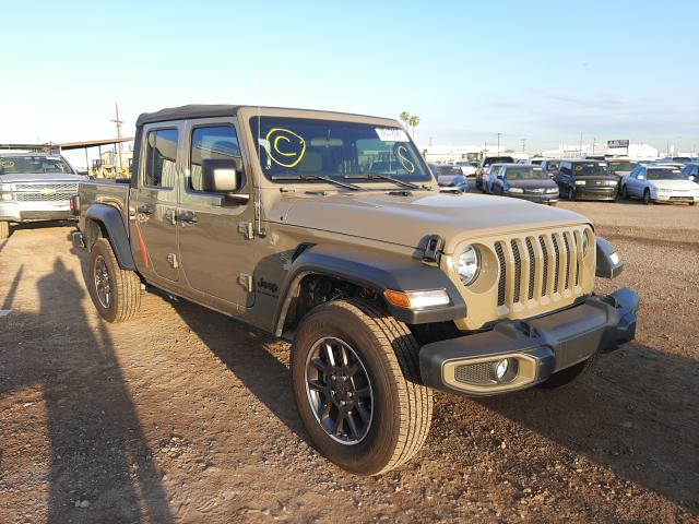Salvage cars for sale from Copart Phoenix, AZ: 2020 Jeep Gladiator