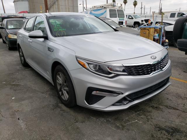Salvage cars for sale from Copart Wilmington, CA: 2019 KIA Optima LX