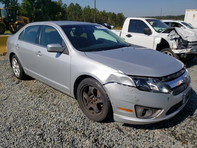 Salvage cars for sale from Copart Concord, NC: 2010 Ford Fusion SE