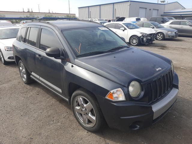 Jeep salvage cars for sale: 2007 Jeep Compass LI