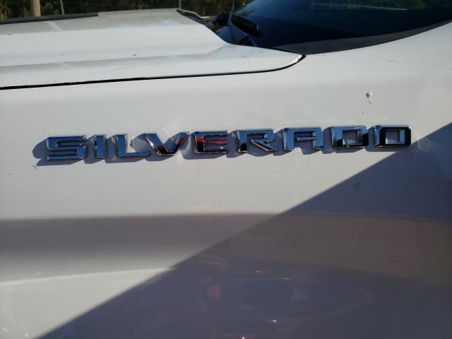 2020 CHEVROLET SILVERADO C1500