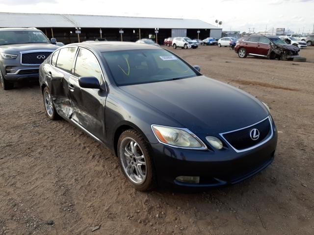 Salvage cars for sale from Copart Phoenix, AZ: 2007 Lexus GS 350