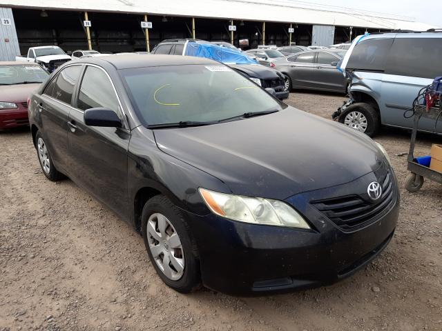 Salvage cars for sale from Copart Phoenix, AZ: 2009 Toyota Camry Base