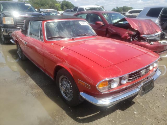 Triumph salvage cars for sale: 1971 Triumph Stag