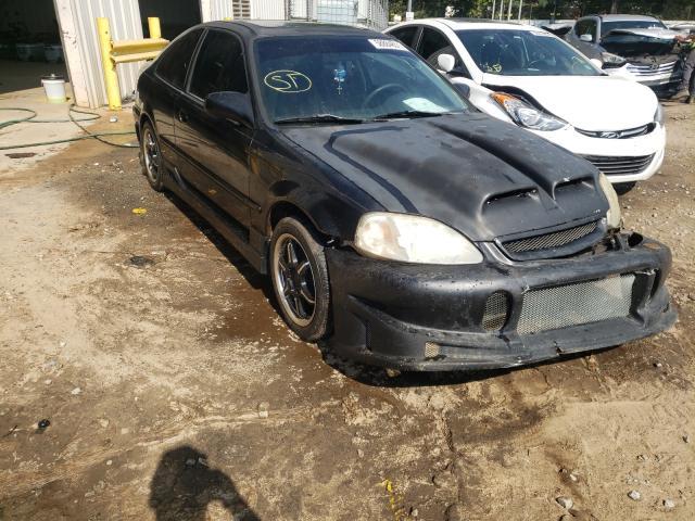 Vehiculos salvage en venta de Copart Austell, GA: 2000 Honda Civic SI