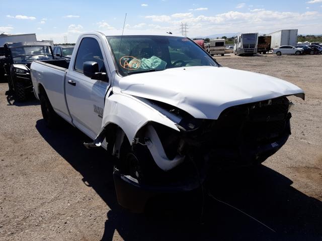 Salvage cars for sale at Tucson, AZ auction: 2019 Dodge RAM 1500 Class