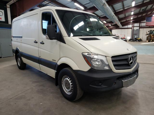 Salvage trucks for sale at East Granby, CT auction: 2014 Mercedes-Benz Sprinter 2