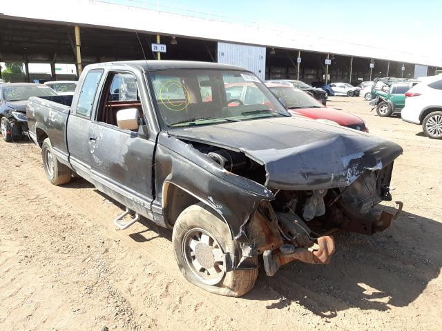 Salvage cars for sale from Copart Phoenix, AZ: 1990 GMC Sierra C15