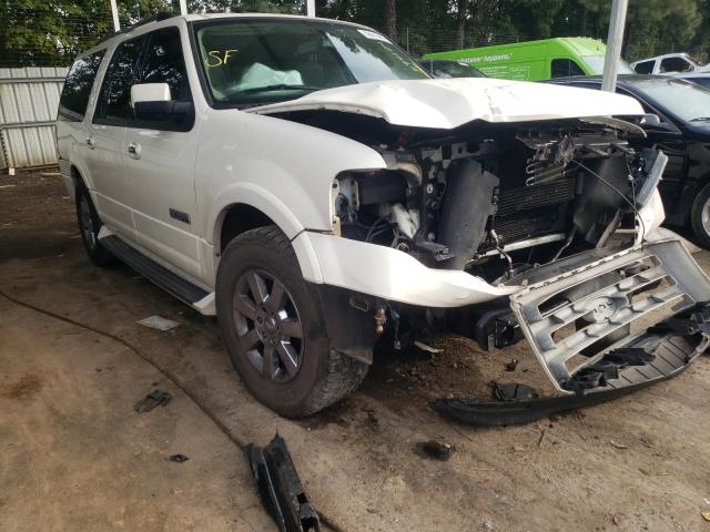 Salvage cars for sale from Copart Austell, GA: 2007 Ford Expedition