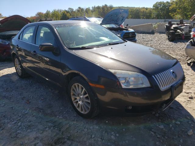 Mercury salvage cars for sale: 2006 Mercury Milan Premium
