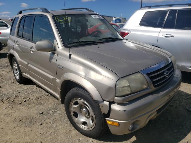 Suzuki Grand Vitara salvage cars for sale: 2005 Suzuki Grand Vitara