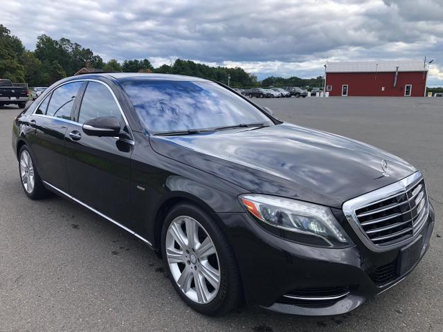 Mercedes-Benz salvage cars for sale: 2014 Mercedes-Benz S 550 4matic